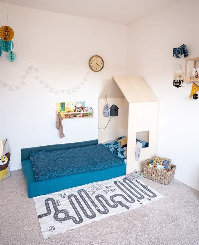 Babyzimmer Makeover - ein größeres Bett muss her