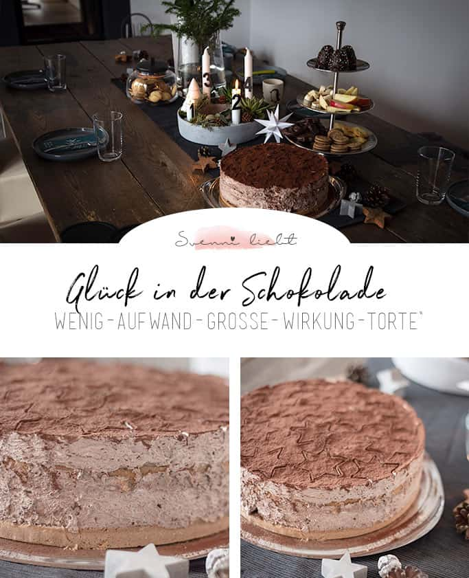 """Rezept """"wenig-Aufwand-große-Wirkung-Torte"""""""