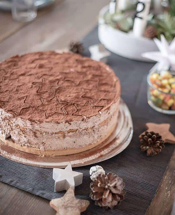 Wenn du magst, verziere deine Torte