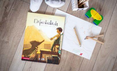Buchvorstellung - Elefantastisch! Auf nach Afrika