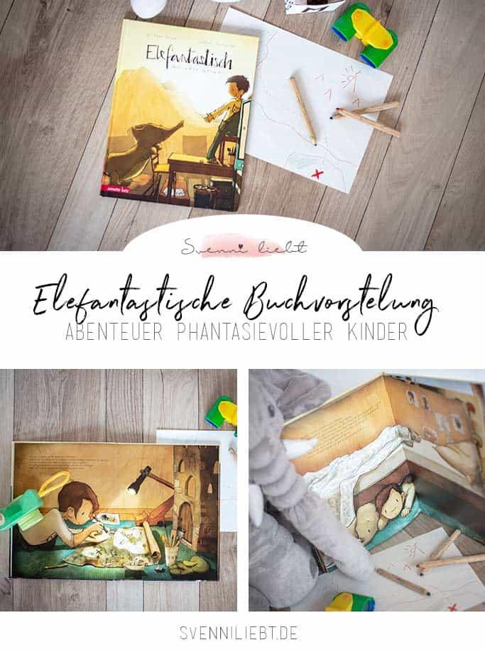 Buchvorstelleung- Elefantastisch! Auf nach Afrika