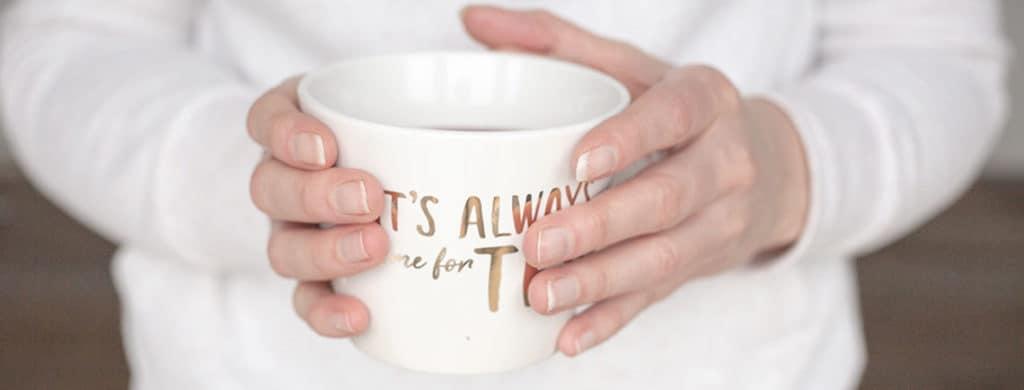 Kaffee, Tee, Kakao -  Was macht dich glücklich am Morgen?