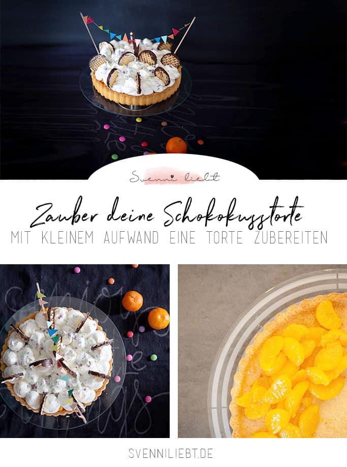 Schokokusstorte Rezept bei Pinterest merken