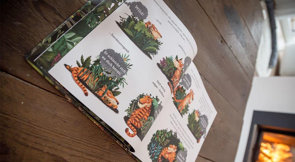 Kinderbuch: Manchmal zählt nicht der erste Eindruck, es lohnt sich immer genauer hinzuschauen