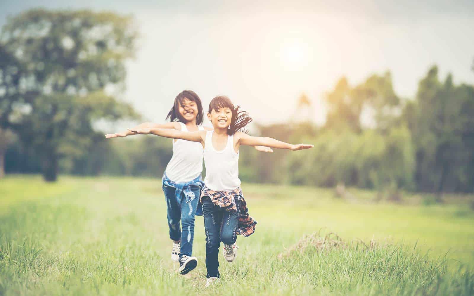 Kinderfotografie lernen: Heute Gestaltungselement Belichtungszeit