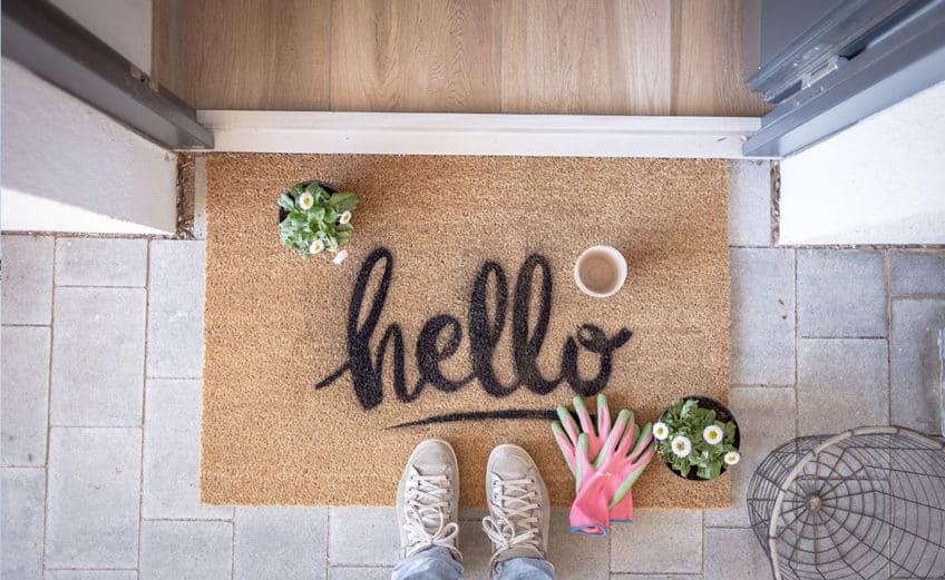 Deine DIY-Fußmatte in 6 Schritten – Die ultimative Anleitung
