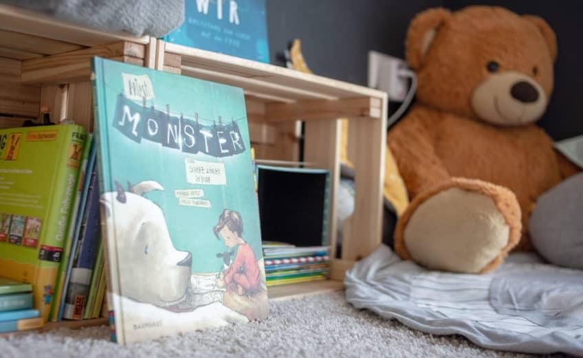Kinderbuch Tipp: Prima Monster! Oder Schafe zählen ist doof.