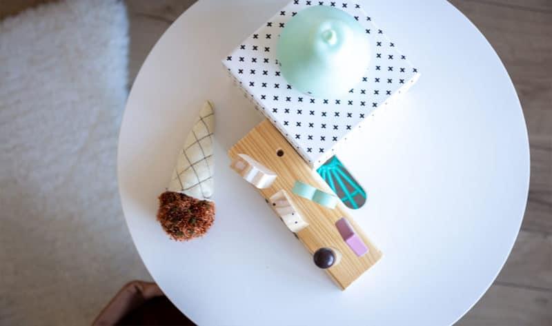 DIY Eisständer für den Kaufmannsladen