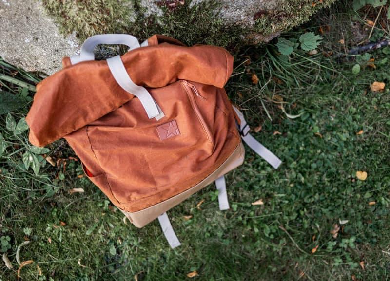 Kamerarucksack mit Daypack und Fotoapperat-Fach