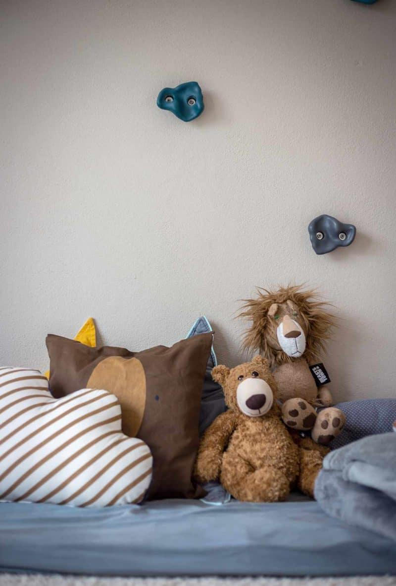 Kuschelecke im Kinderzimmer