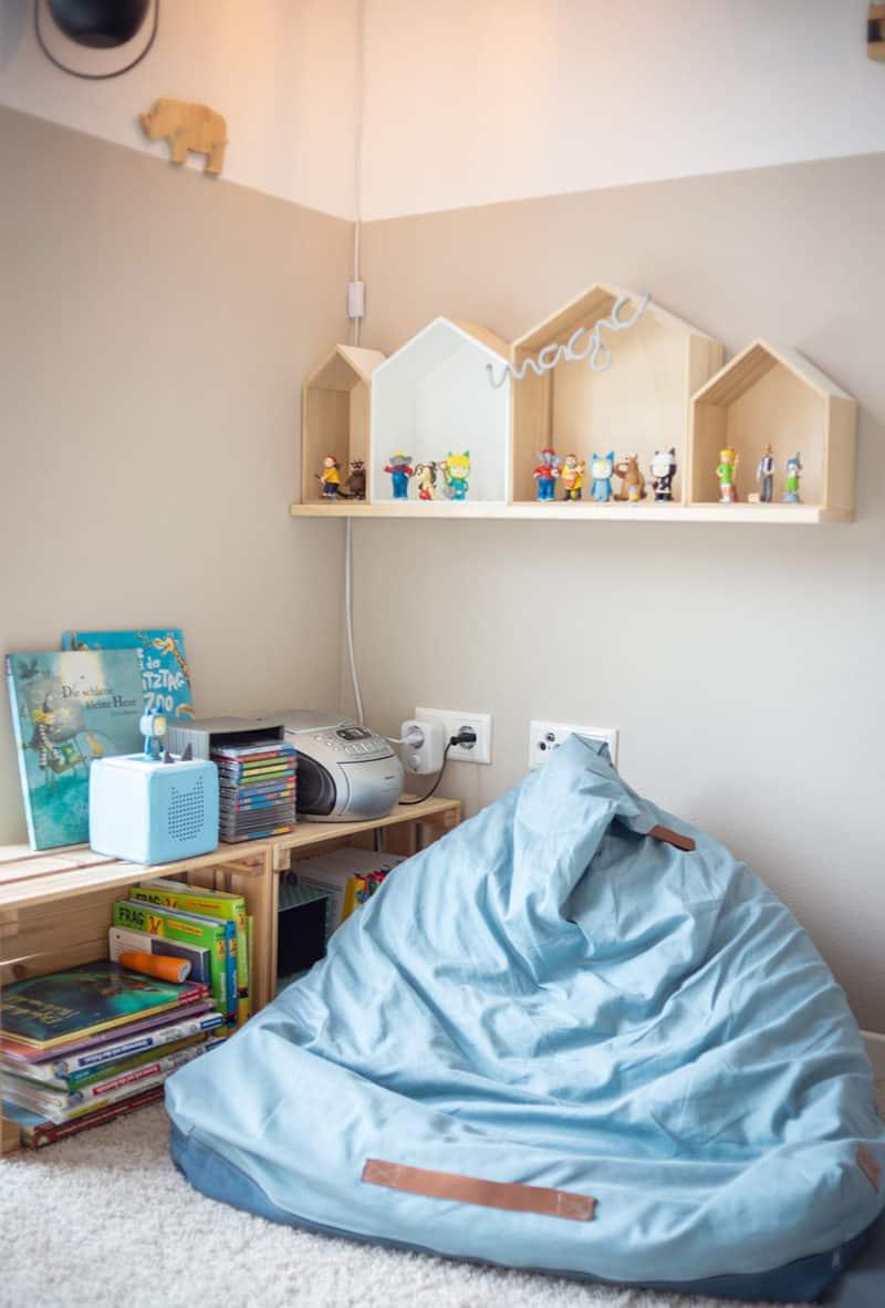 Kidsroom Update: Kuschelige Leseecke