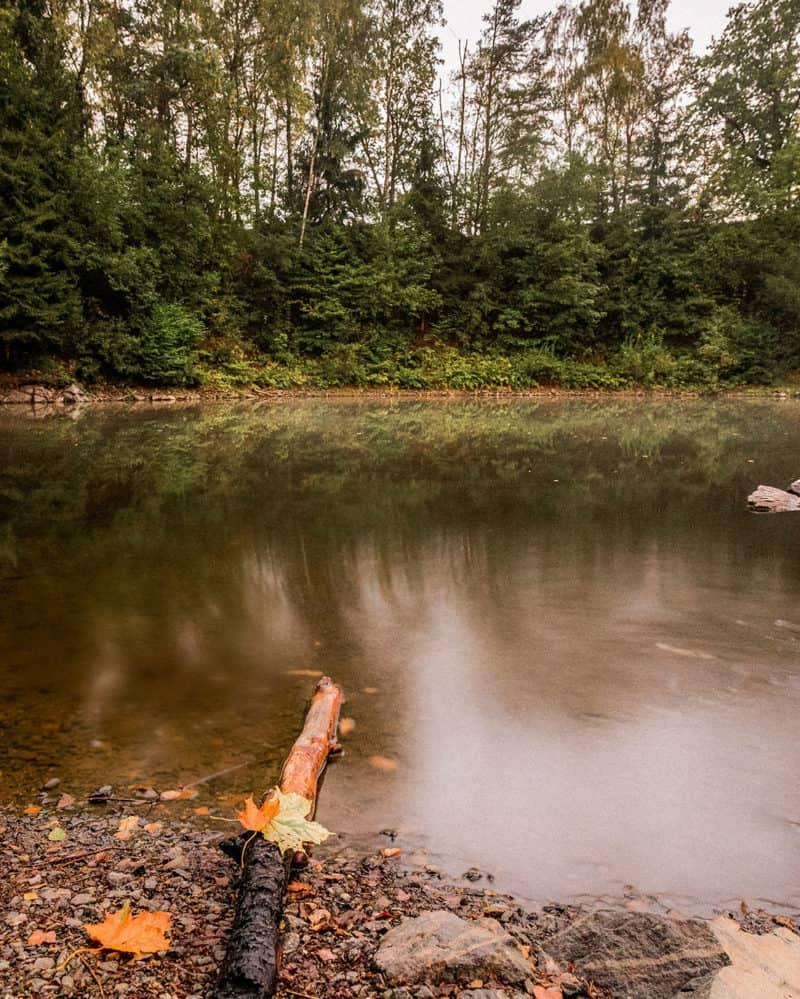 Langzeitbelichtung im Herbst - mein Foto-TIpp