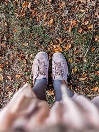 Perspektive Foto-Tipp im Herbst