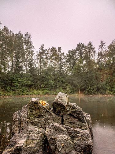 Langzeitbelichtung im Herbst fotografieren
