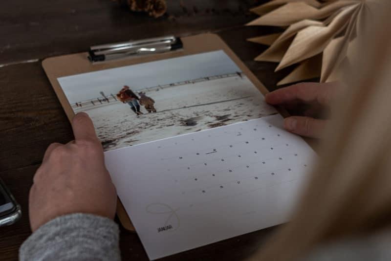 Fotokalender 2021 zum Ausdrucken kostenlos
