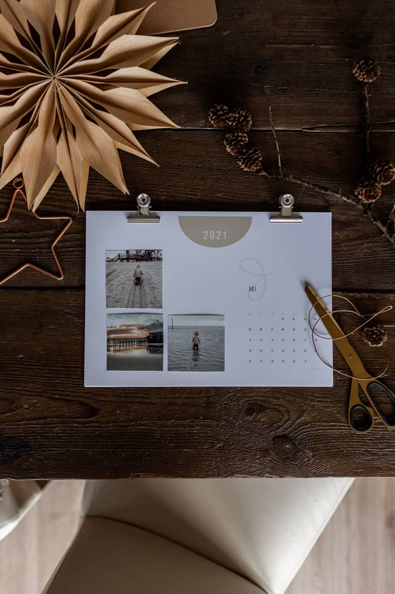 Fotokalender 2021 -  Freebie
