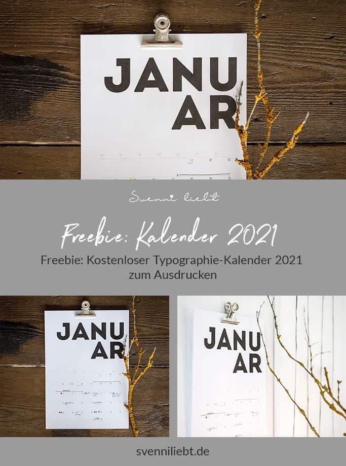 free Download Kalender 2021 auf Pinterest merken