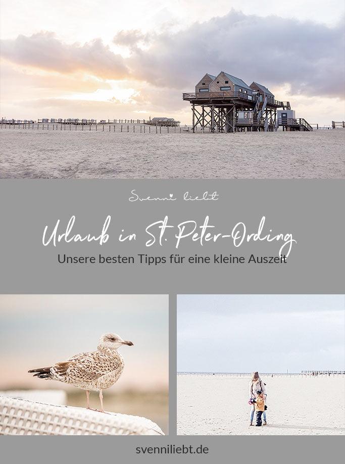 Merke dir die Urlaubstipps für St. Peter-Ording auf Pinterest