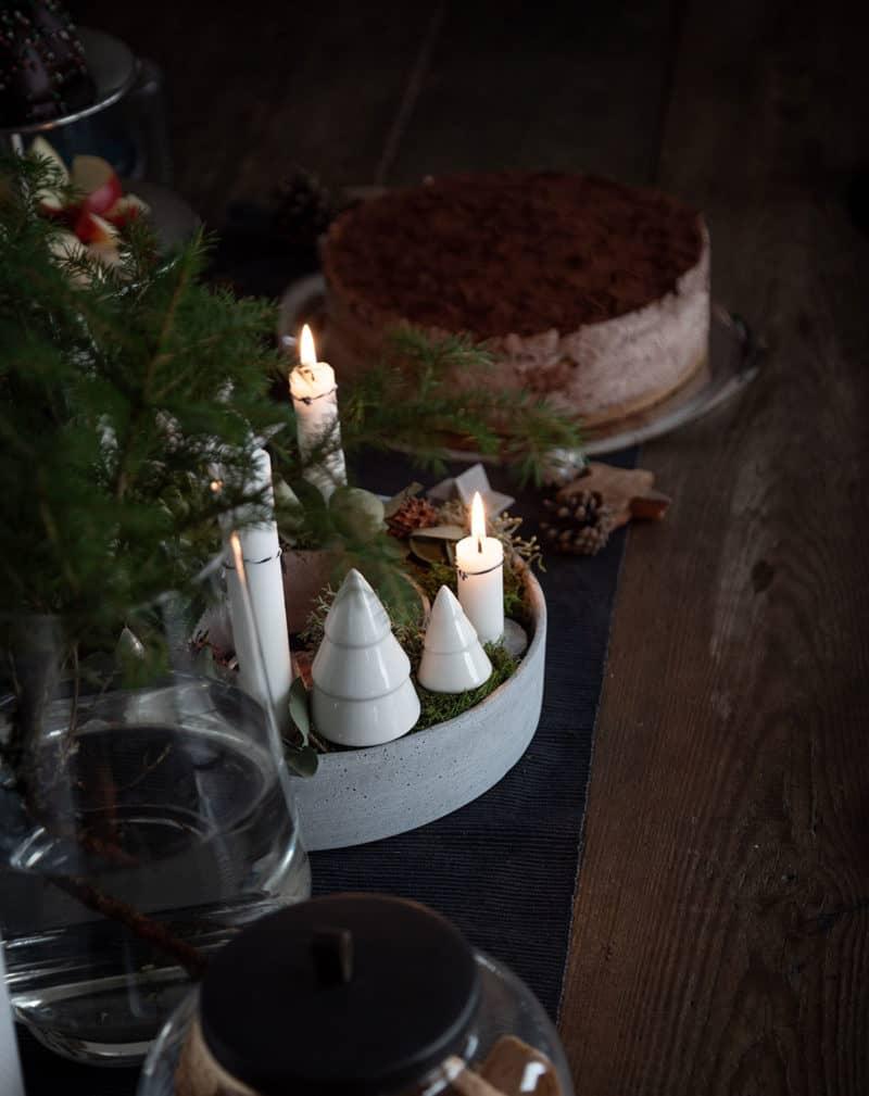 Weihnachtszeit fotografieren - Kerzenlicht und Vorfreude auf das Weihnachtsfest