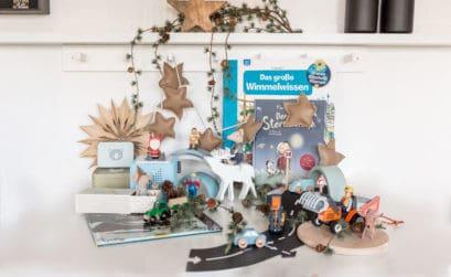Geschenk Ideen für Weihnachten Kinder 2 - 5 Jahre