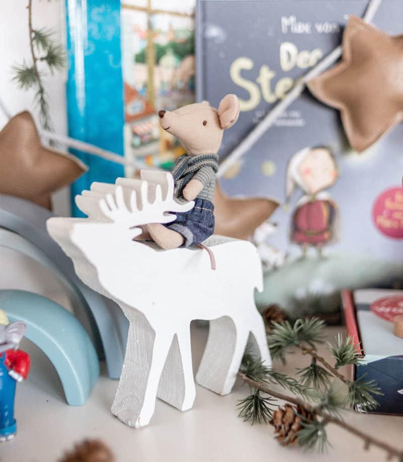 Maileg Maus zu Weihnachten verschenken