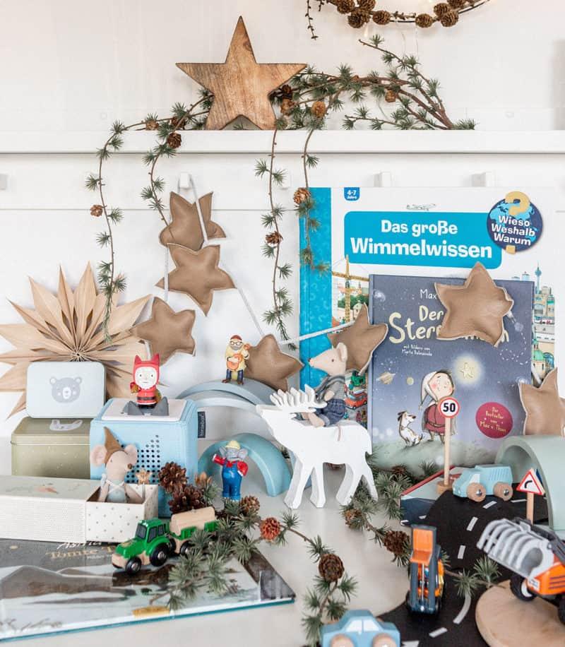Ideen für Weihnachtsgeschenke Kinder