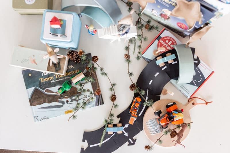 Ideen für ein Weihnachtsgeschenk für Kinder im Kindergarten Alter