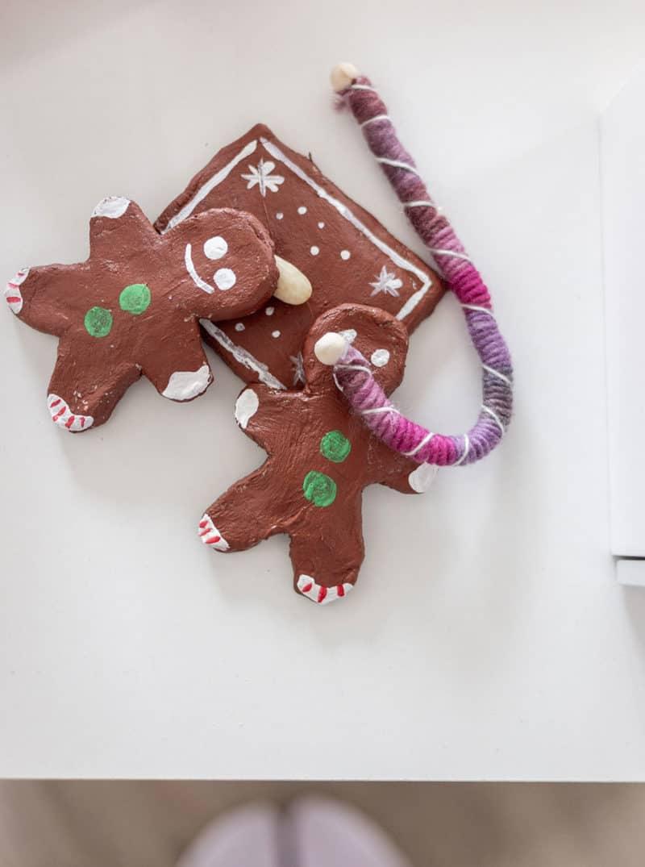 Unser Kaufladen wird weihnachtlich – Ein Weihnachtsmarktstand für Kinder