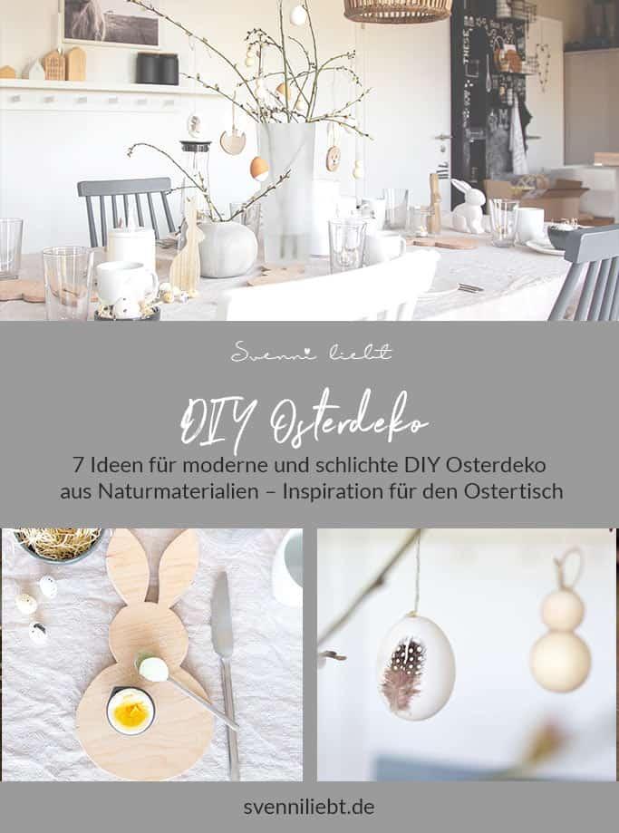 DIY Osterdeko: 7 Ideen auf Pinterest merken