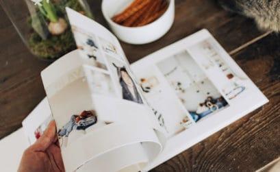 Fotobuch gestalten - 13 Tipps für dein Jahrbuch