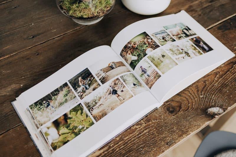 Jahrbuch mit Fotos gestalten - Tipps für dein Layout