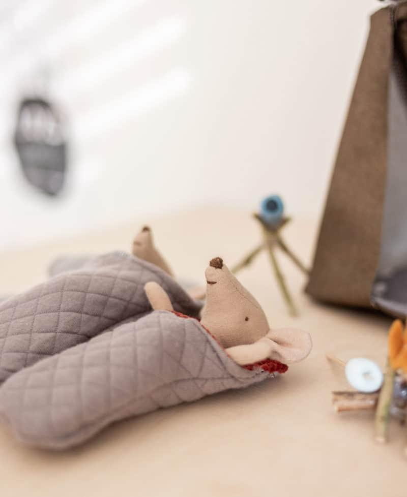 Abenteuer Camp für Maileg Maus