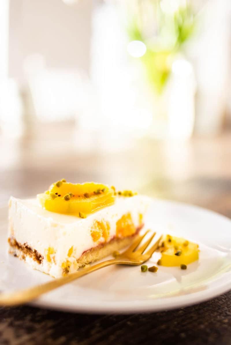 Rezept für die Joghurt-Orangen-Torte