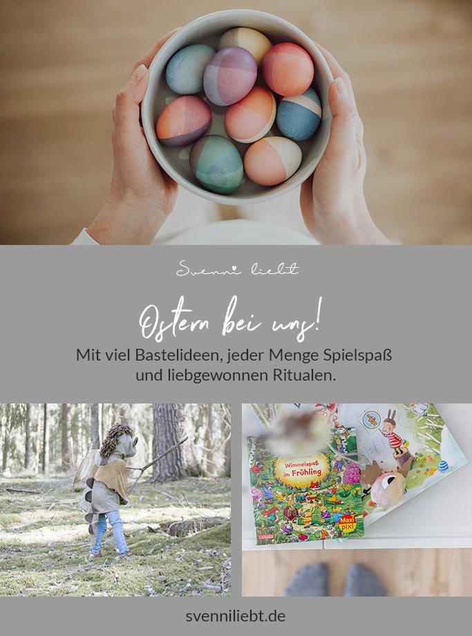 Merke dir die DIY und Bastelideen für Ostern sowie für die Osterzeit auf Pinterest