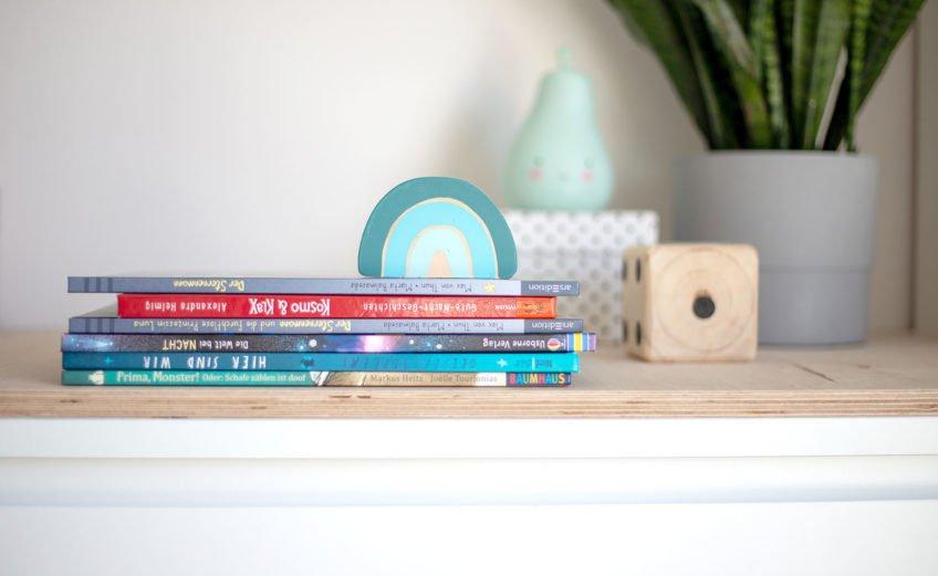 Kinderbuchtipps: Gute-Nacht-Geschichten für 3- bis 6-jährige, Kosmo und Klax, der Sternenmann, die Welt bei Nacht, hier sind wir, prima Monster