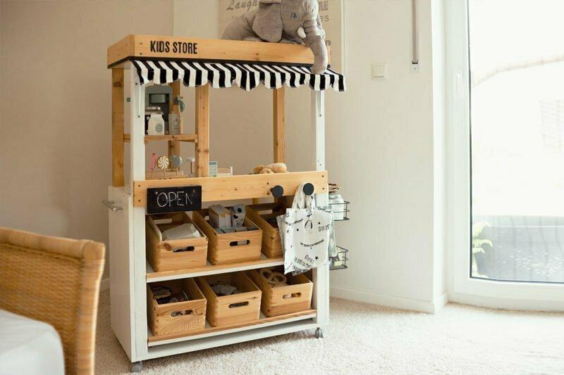 Anleitung für deinen DIY Kaufladen