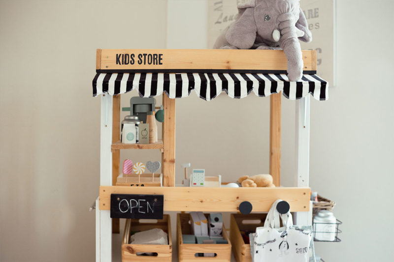 Download Aufbauskizze DIY Kaufladen/Marktstand