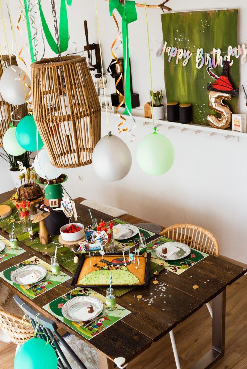 5. Geburtstags mit Kindern feiern